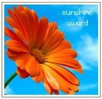 Recipient of The Sunshine Award