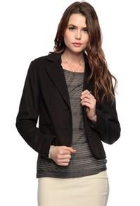 Cozy blazer-$15