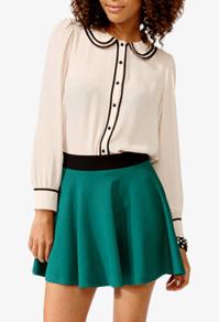 Collar shirt-$20