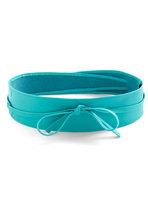 Teal belt-$16