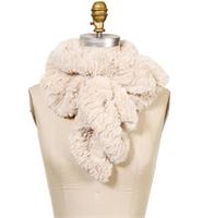 Faux fur wrap-$13