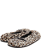Cheetah print slippers-$33