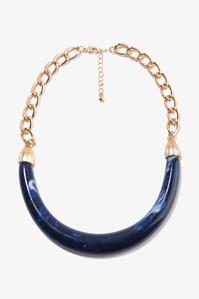 Boomerang necklace-$7