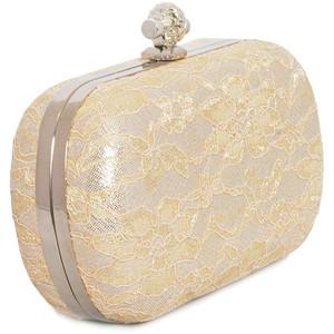 Lace clutch-$16