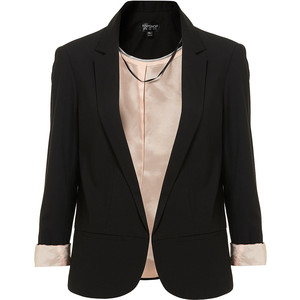 Structured blazer-$50