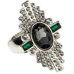 Art Deco ring-$15