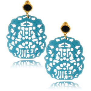 Kenneth Jay Lane earrings-$26