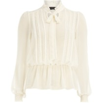 Victoriana blouse-$29