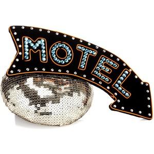 Moonlight motel fascinator