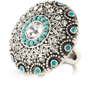 Statement ring-$23