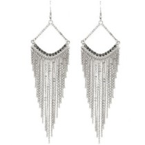 Fringe earrings-$5