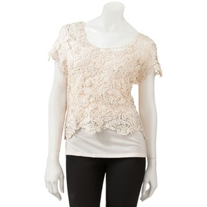 Lace top-$17