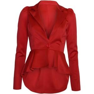Peplum blazer-$46