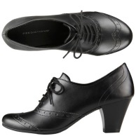 Women's heeled brogues-$27