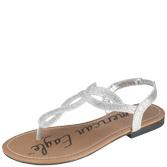 Glitter sandals-$20