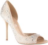 Bergold peep toe heels-$50