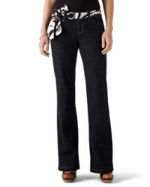 Noir trouser jeans-$50