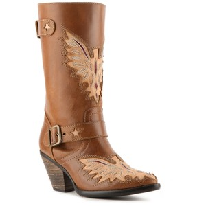 Western boots-$