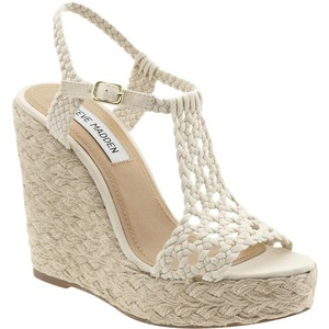 Steve Madden wedge sandals-$40