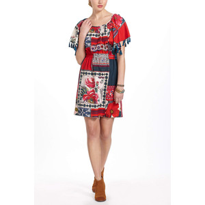 Anthropoligie patchwork dress-$40