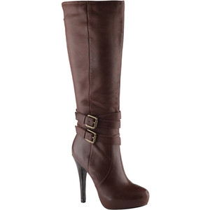 Heeled boot-$100