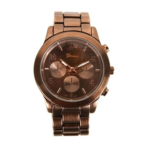 Brown boyfriend watch-$23