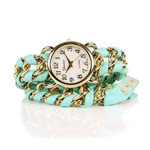 Mint wrap watch-$27