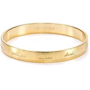 Kate Spade Valentine's Day bangle-$58