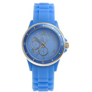 Wedgwood blue boyfriend watch-$16