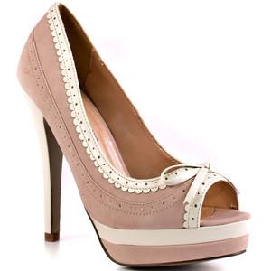 Scallop heels-$50