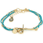 Cross bracelet-$8