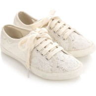 Lace sneakers-$37