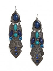 Amun earrings-$24