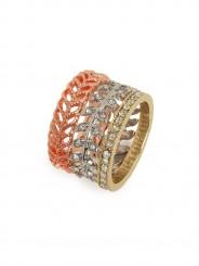 Texture ring trio-$24