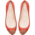 Zara metal toe flats-$40