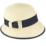 I love to wear fun hats in the summer-like this Gatsby inspired cloche-$37