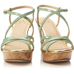 I love a great wedge when I want to add WOW factor to an outfit in the summer-$46