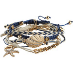 I love to wear my ocean inspired jewelry in the summer-$15