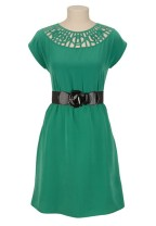 The beautiful detail work makes you look fabulous without looking like you tried too hard-$40