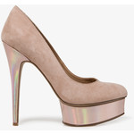 These shoes have a toned down hologram look-$21