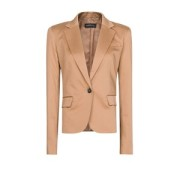 Chic, camel blazer from Mango-$40