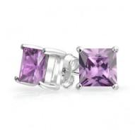 Sterling silver earrings-$16