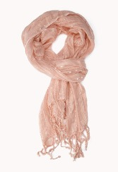 So many amazing ways to wear a scarf-search You Tube for inspiration!  $10