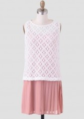 Lace continues to be a big trend-to my great happiness! $45